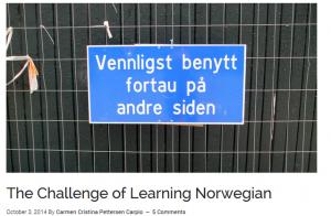 learningnorwegian