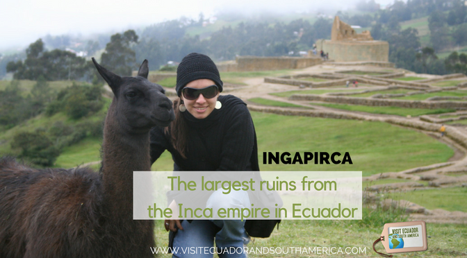 Ingapirca: the largest ruins from the Inca empire in Ecuador