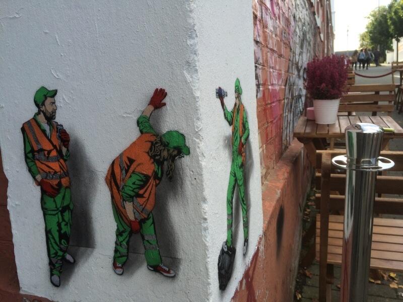 Street art in Stavanger