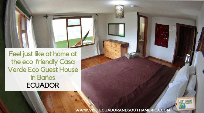Casa verde eco guest house a